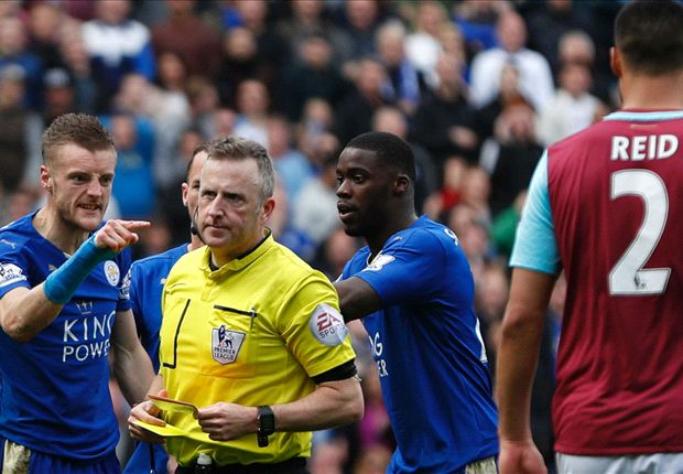 FA Charge Vardy, Leicester For Improper Conduct