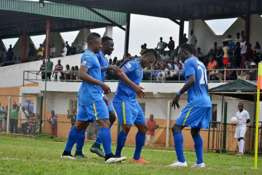 CAF CL: Kanu, Kalusha Hail Enyimba After Etoile Victory
