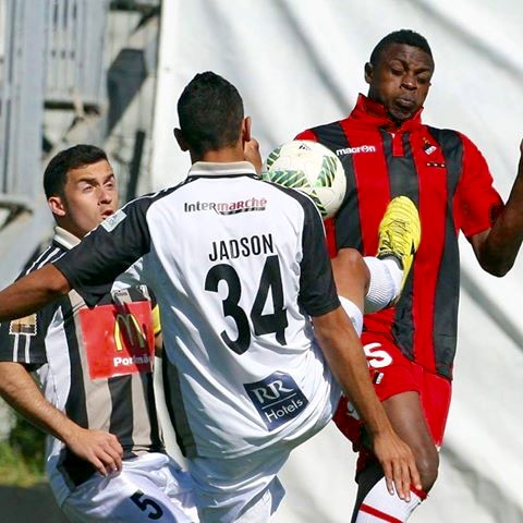Amuzie Thrilled By First Euro League Goal, Targets More For Olhanense
