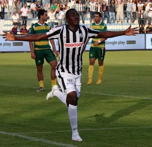 Ajayi Scores 10th League Goal For Sfaxien