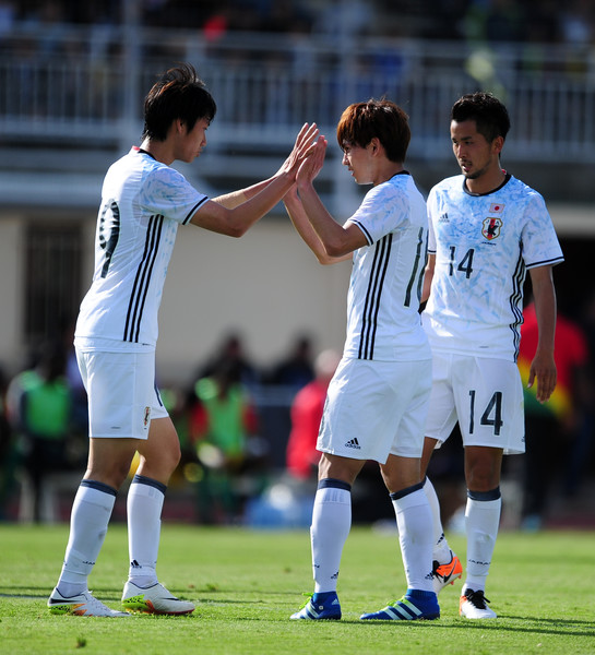 Olympics: Japan Prepare For Nigeria With South Africa Friendly