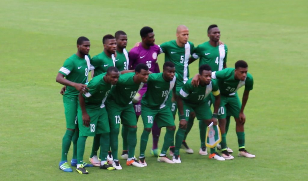 Nigeria Move Up To 61st In FIFA Ranking