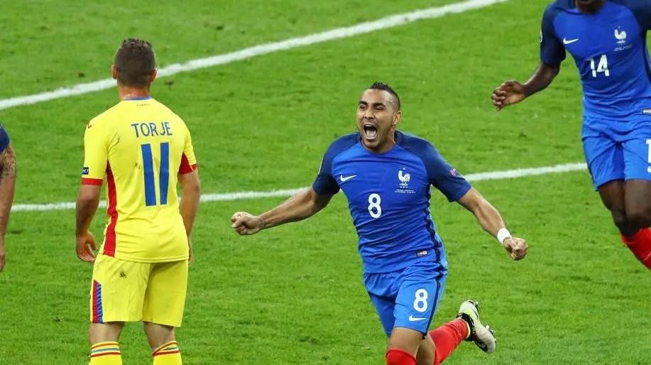 Giroud, Payet Score As France Beat Romania In Euros Opener