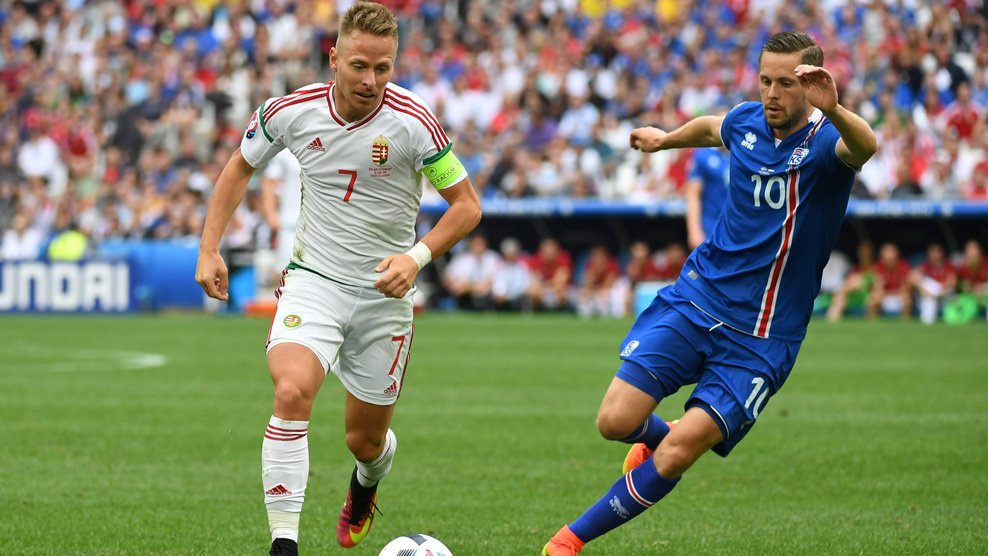 Hungary Rally Back To Hold Iceland