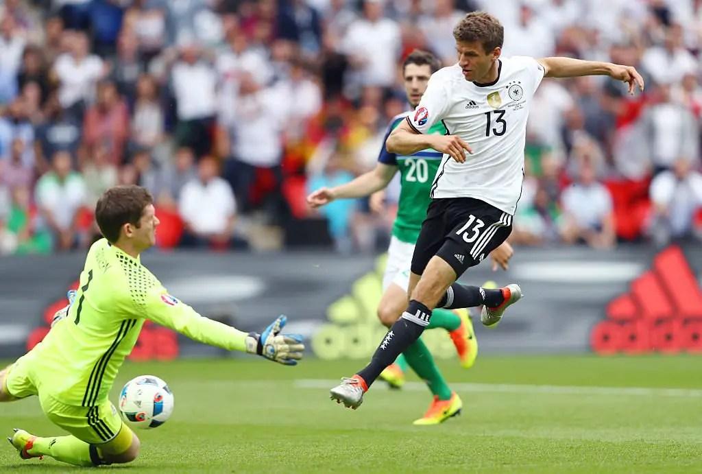 Germany Win Group C As Poland Pip Ukraine