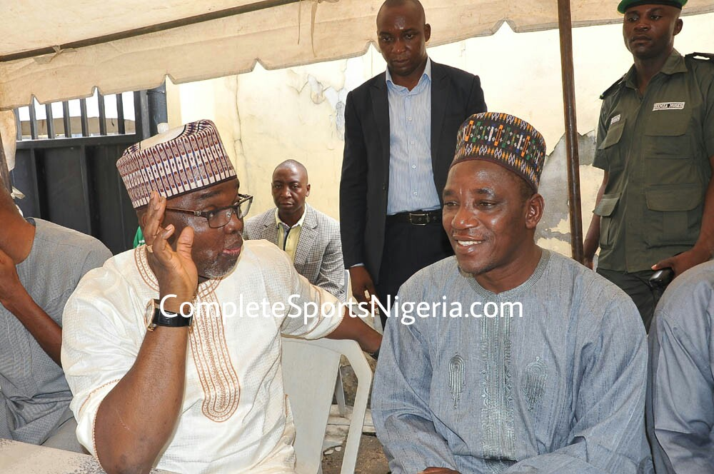 NFF Hit Back At Dalung Over Rio 2016 Claims