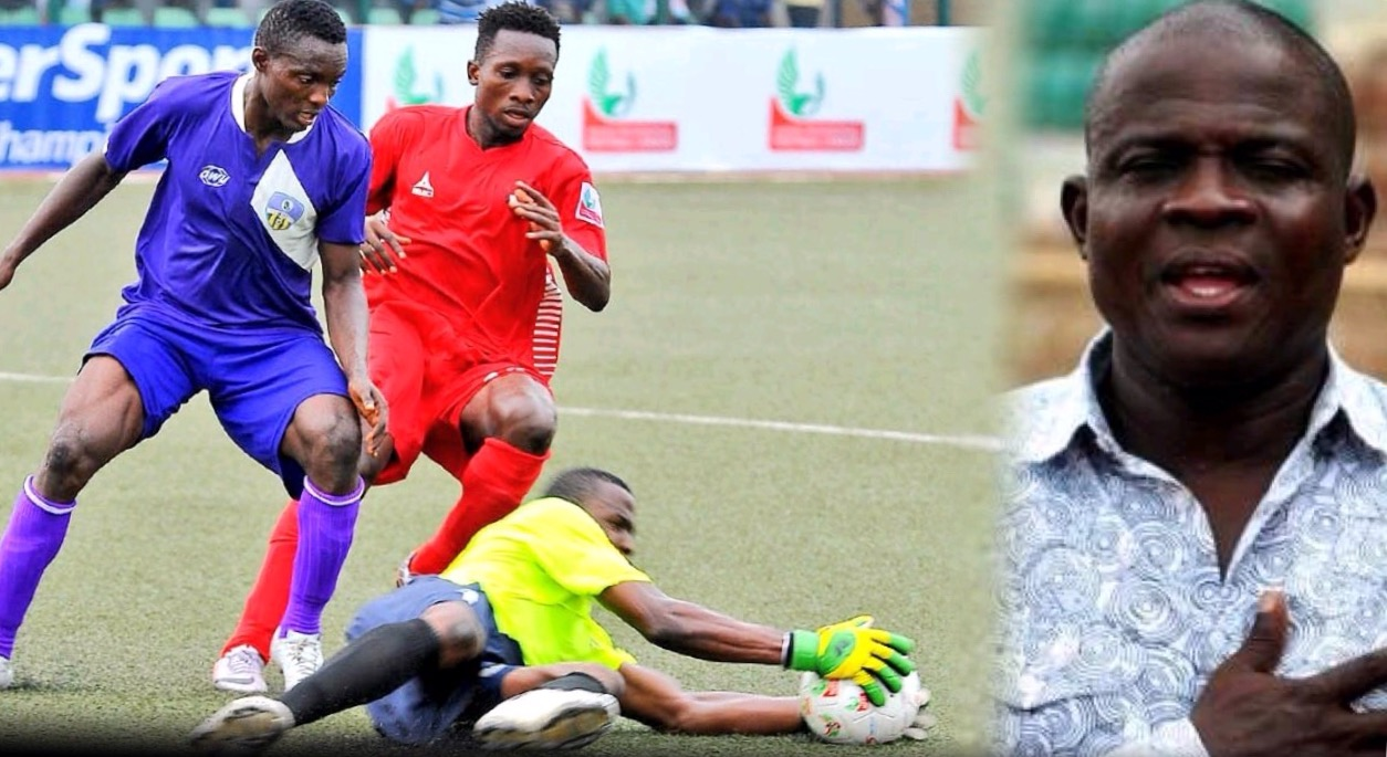 Ogunbote Confident As 3SC Seek Lifeline Points At MFM