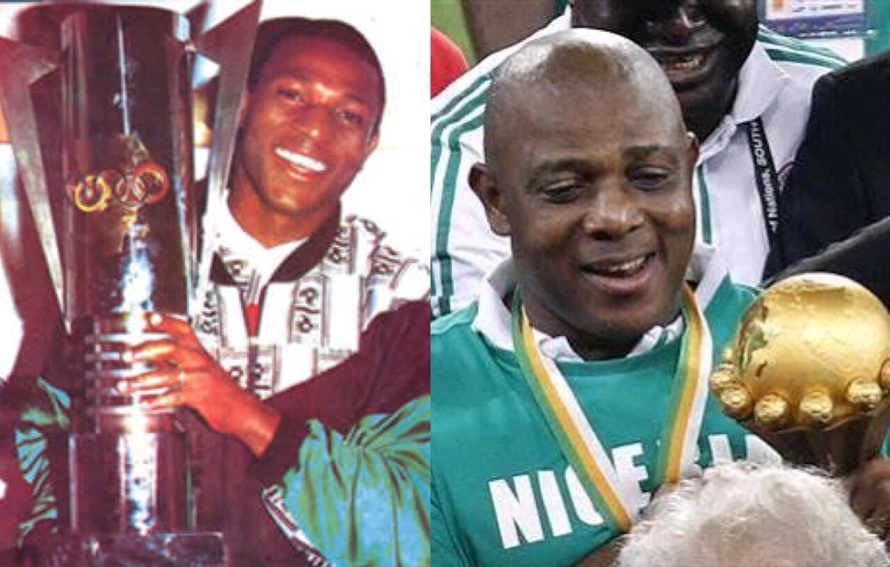 7 Memorable Keshi Moments With Super Eagles