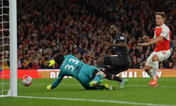 Arsenal Vs Liverpool Open 2016/2017 EPL Season + ALL THE FIXTURES