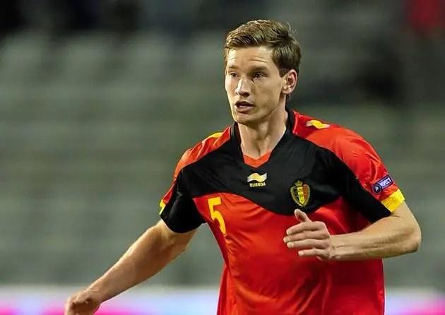 Injury Knocks Vertonghen Out Of Euro 2016