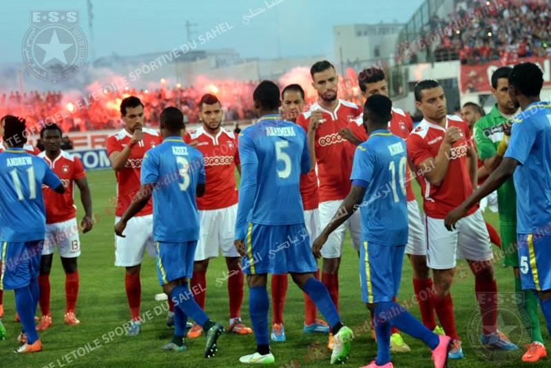 CAF Fine Etoile $45k For Violent Conduct Against Enyimba