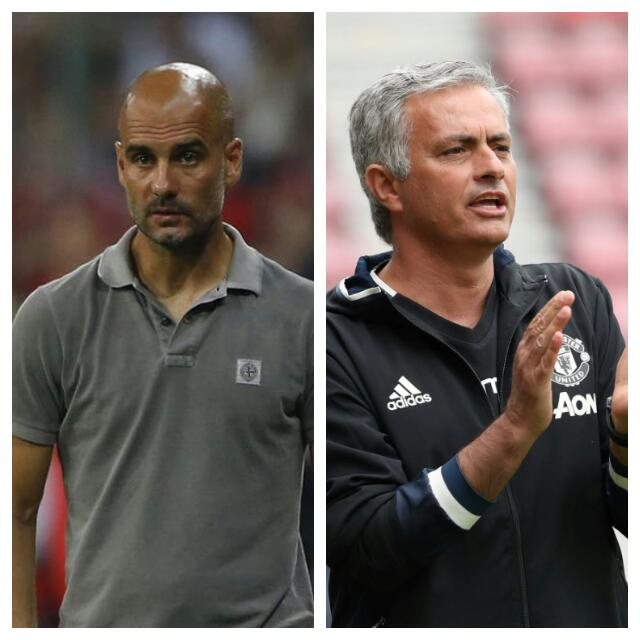 Mourinho, Guardiola Showdown Cancelled Over Poor Weather