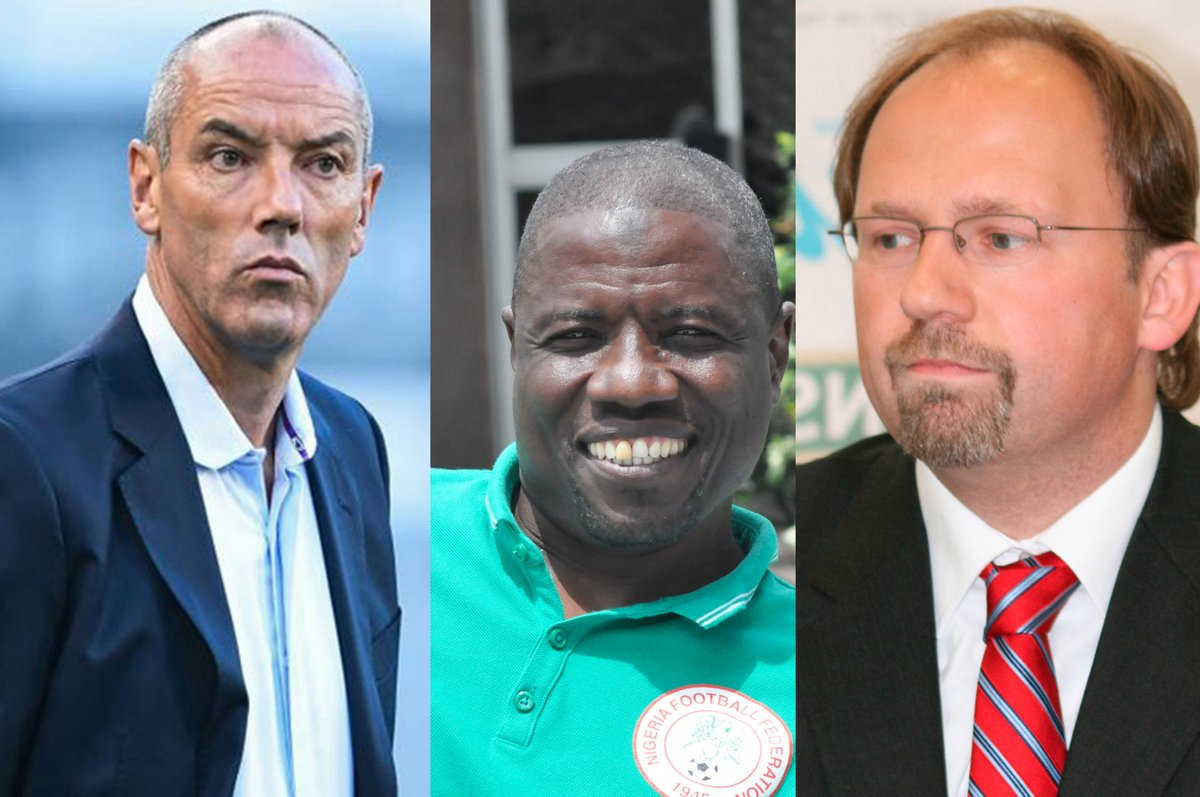 NFF Shortlist Saintfiet, Yusuf, Le Guen For Eagles Job; Snub Okpala, Ijeh