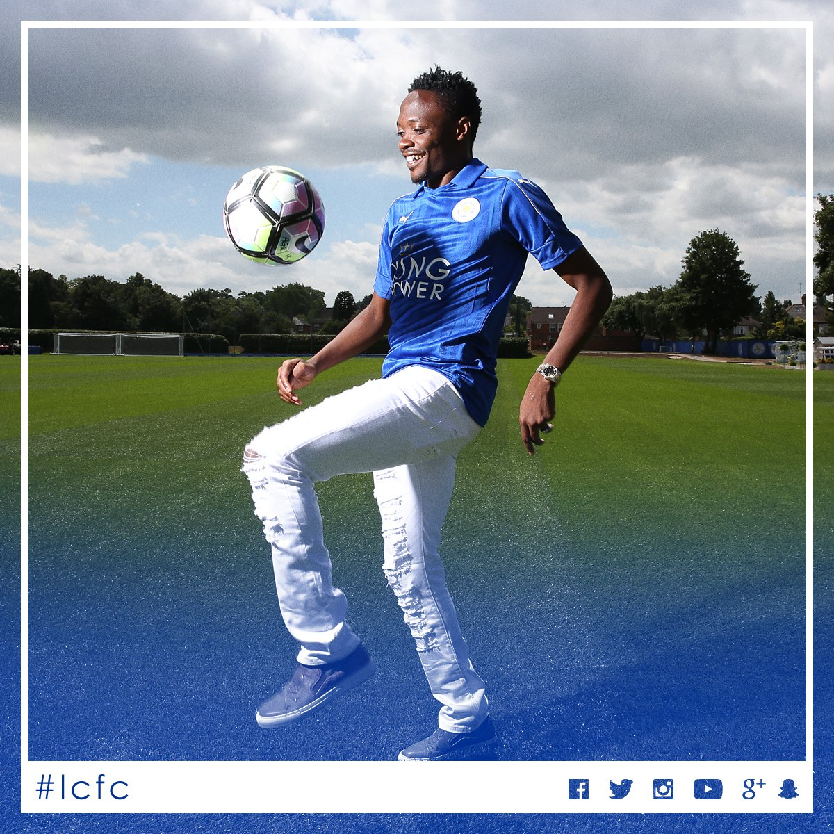 Ahmed Musa: Why I Joined Leicester City