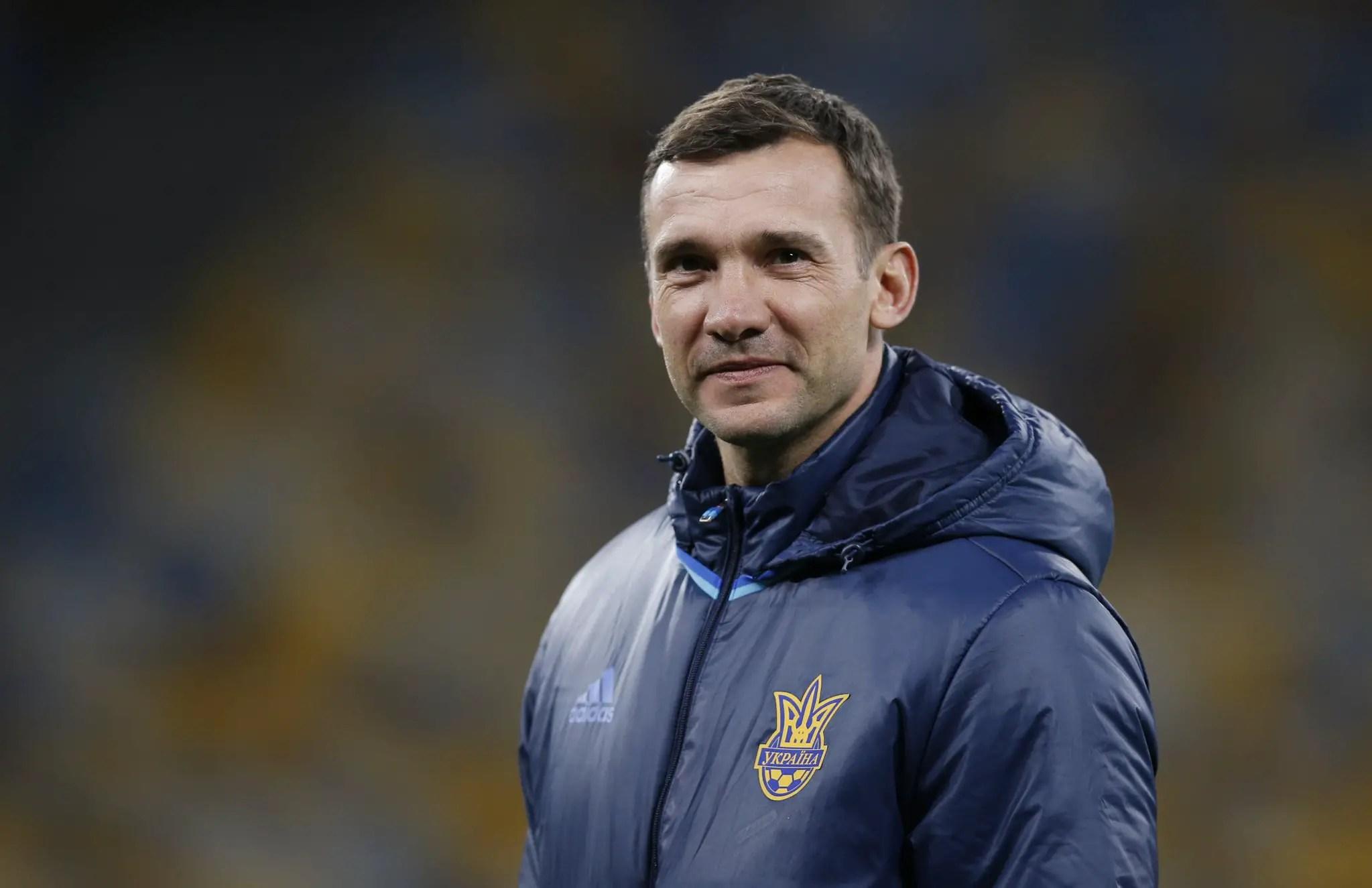 Ex-Chelsea Striker Shevchenko Named Ukraine Coach