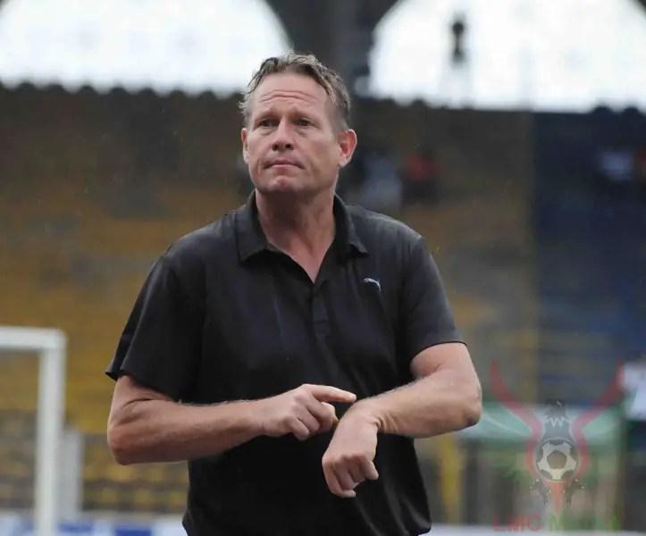 Warri Wolves Deny Dutch Coach Resignation