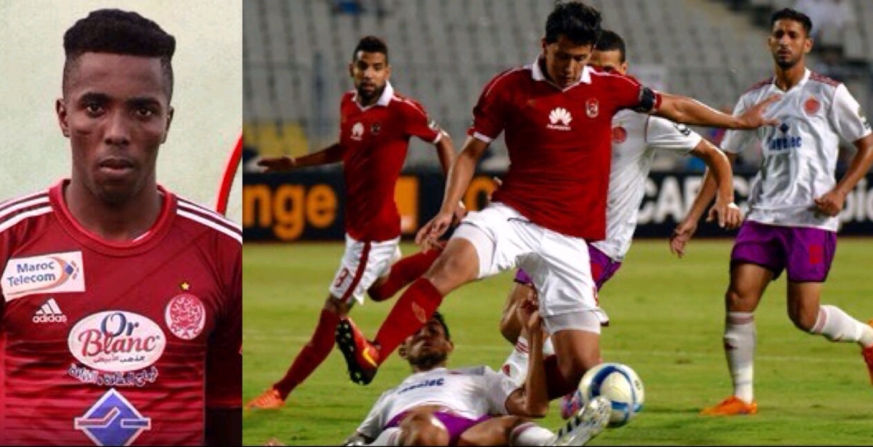 Chikatara Fails To Make Wydad Debut Vs Al Ahly