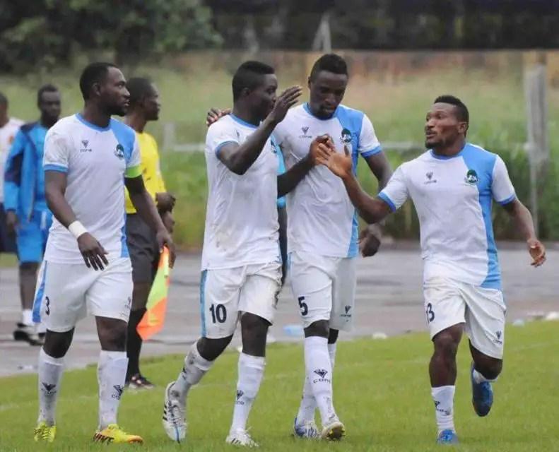 NPFL: Nasarawa United Outclass El-kanemi In Lokoja