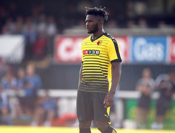 Isaac Success: I Stole Food At Parties Just To Survive