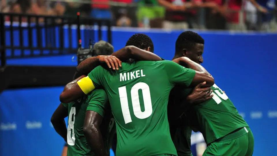 Rio 2016: How U-23 Eagles Rated Vs Japan
