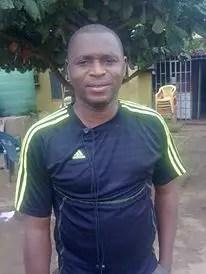 Ex-Eaglet Peter Ogaba Is Dead