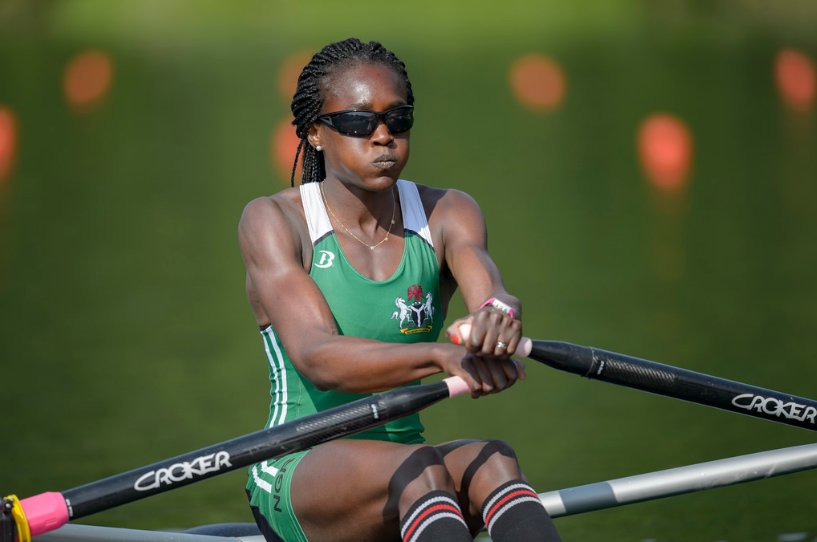 Nigeria's Ukogu Out Of Rio 2016 Rowing Medal Contention
