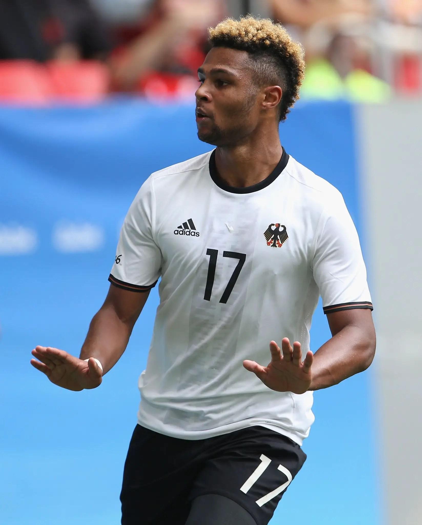 Arsenal Star Gnabry Backs Germany To Beat Olympic Eagles
