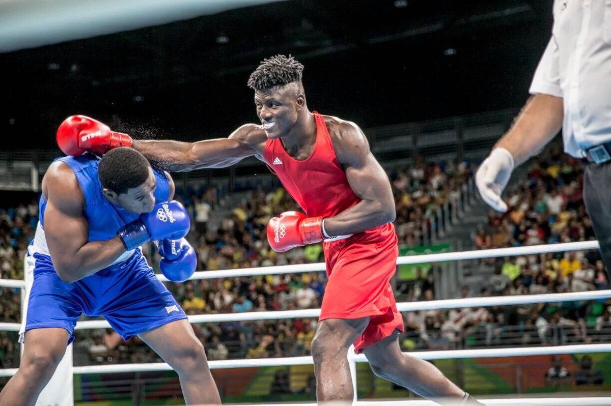 Rio 2016 Boxing Star Ajagba Set For Pro Career In USA