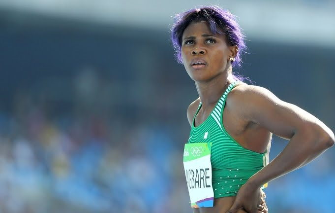 Okagbare Faces Tough Hurdle In 200m Semi-Finals