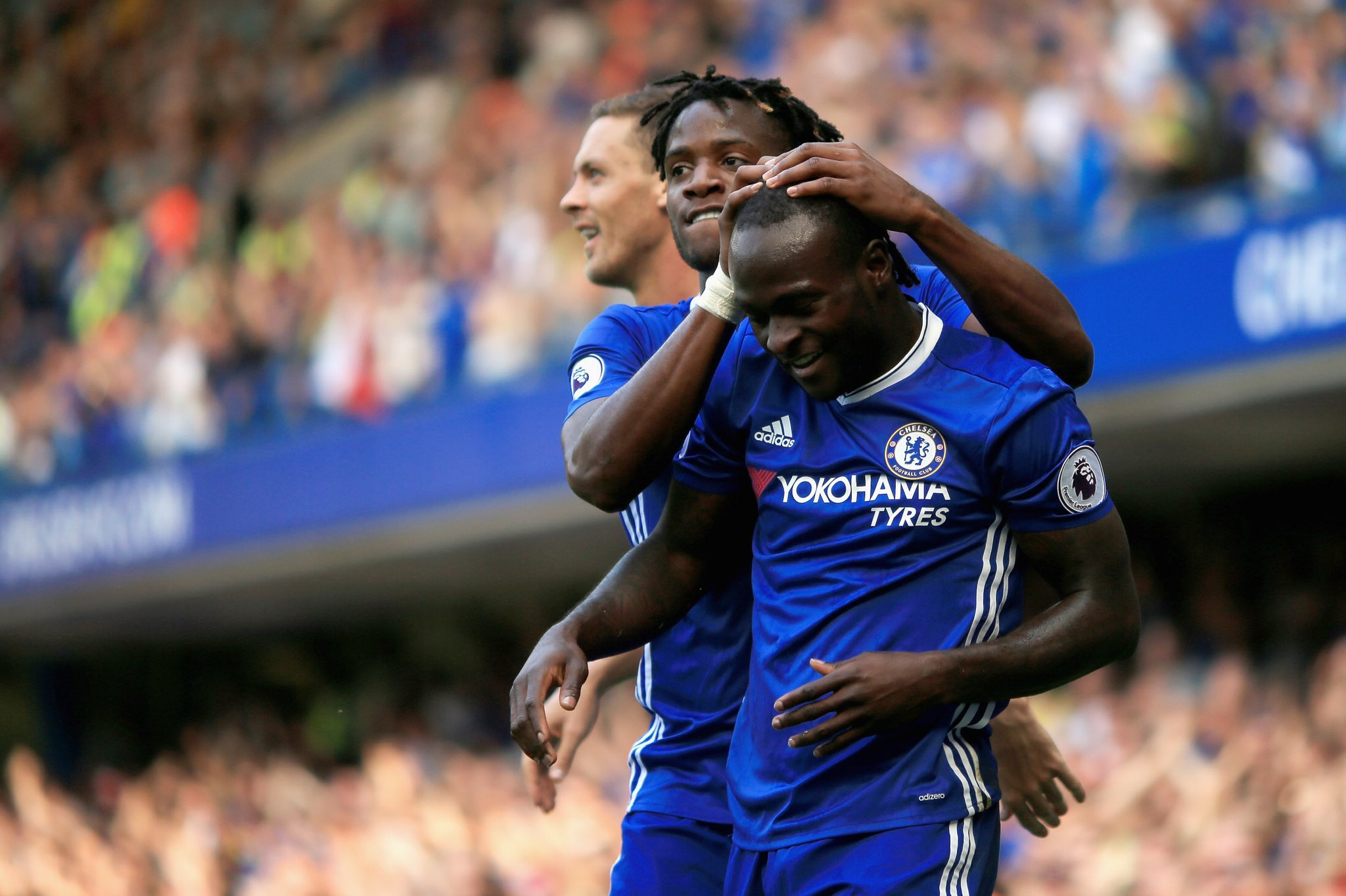 Moses Thrilled To Score In Chelsea Win Vs Burnley