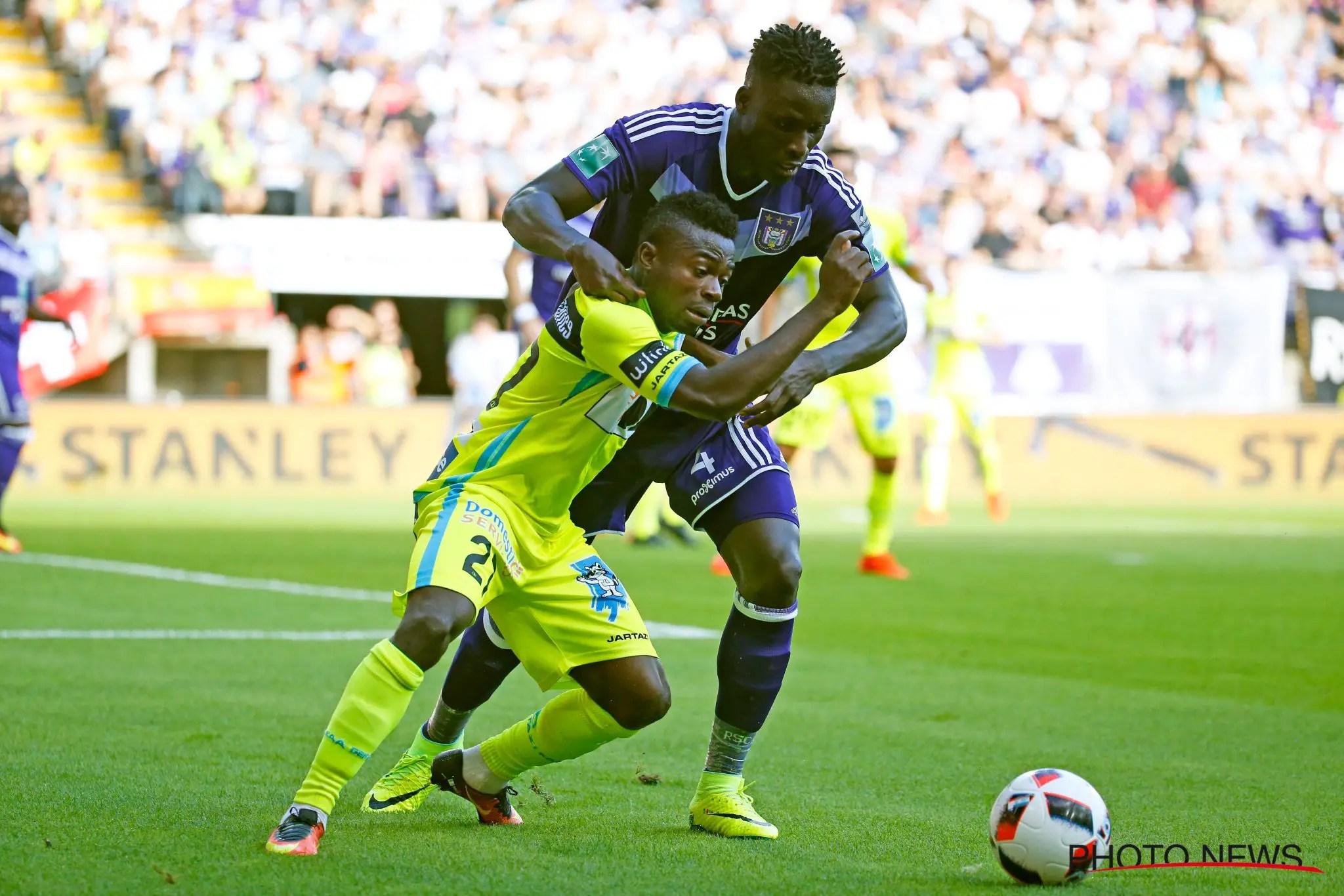 Simon Scores In Gent, Anderlecht Draw; Sadiq Dropped, Emenike Fires Blanks