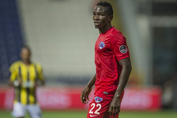 Omeruo In Turkey, Delighted With Alanyaspor Loan Move