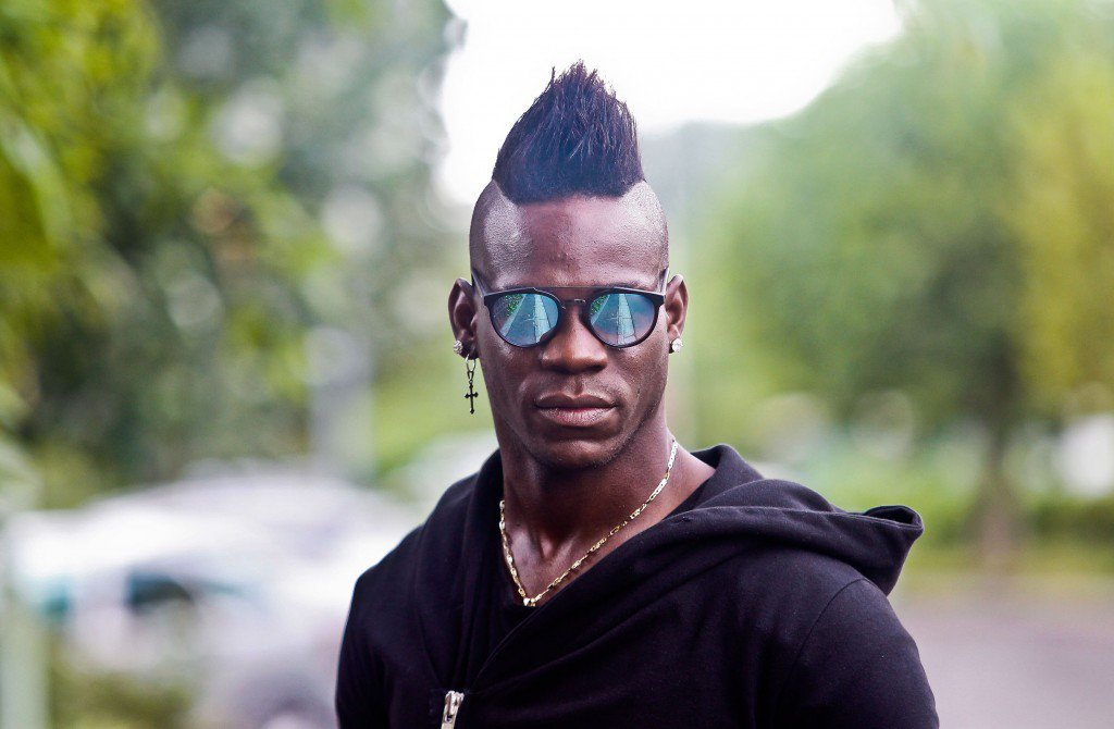 Balotelli Makes Nice Exit From Liverpool