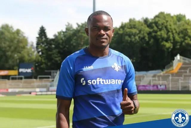 Nsofor Joins Bundesliga Club Darmstadt