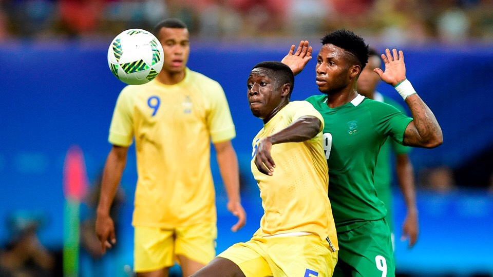 Kanu Hails Olympic Eagles For Win Over Sweden, Q-final Ticket