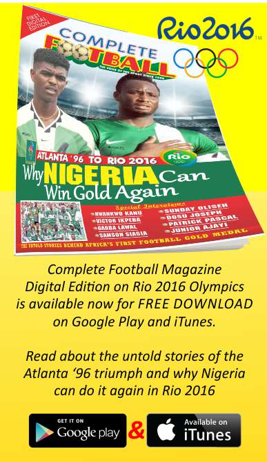 Back With A Bang! e-Complete Football Free Download