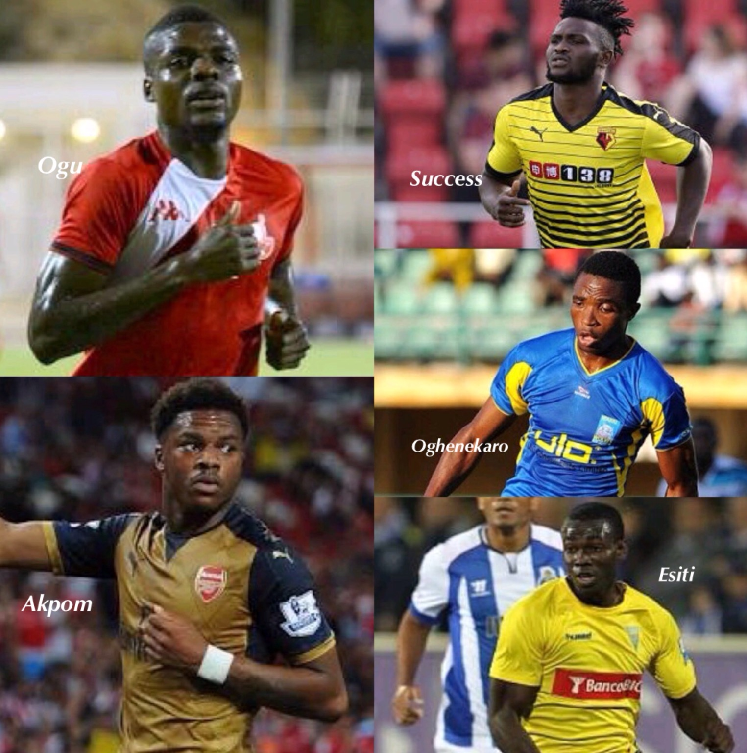 10 Players To Add Value To Rohr's New Look Super Eagles