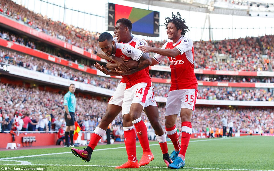 Iwobi Injured, Doubtful For Arsenal Vs Leicester; Wenger Rues Defeat To Liverpool