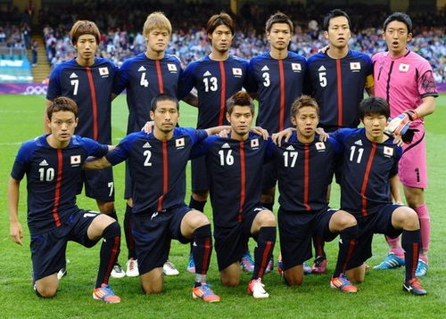 Rio 2016: Japan Star Expects Win Against U-23 Eagles
