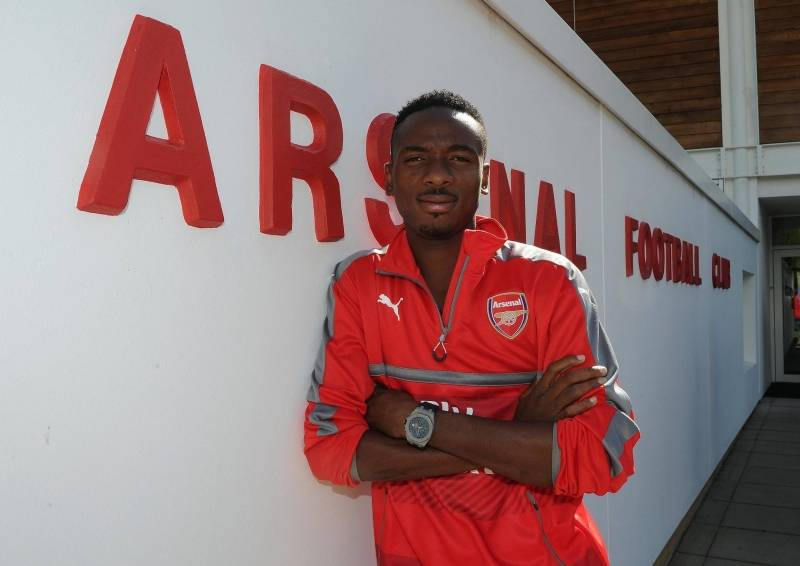 Nwakali Joins MVV Maastricht On Loan From Arsenal