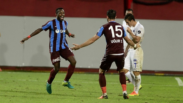 Onazi Grabs Debut Trabzonspor Brace: Enyeama, Aluko Shine