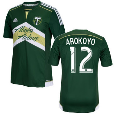 """Arokoyo Eager For Timbers Debut, Hails """"Brother"""" Adi"""