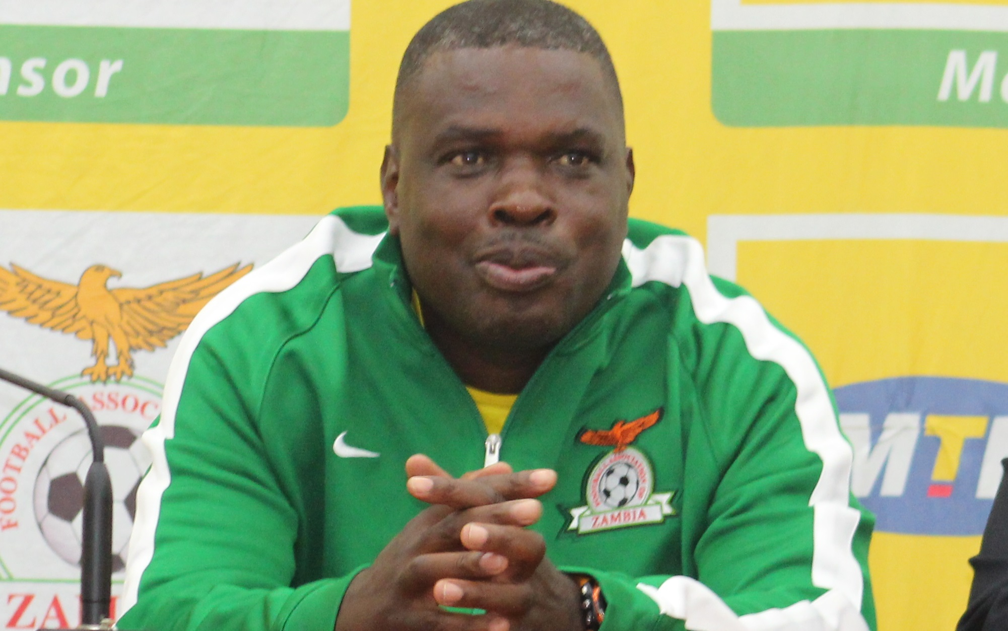 Zambia Coach: We Have Quality Players To Face Nigeria
