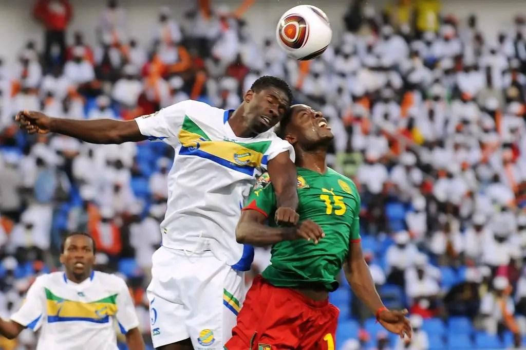 Nigeria's Russia 2018 Foes Cameroon Edge Gabon In Friendly