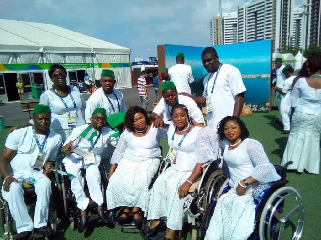 OLYMPICS 0-6 PARALYMPICS : Paralympians Saving Team Nigeria Since 1992