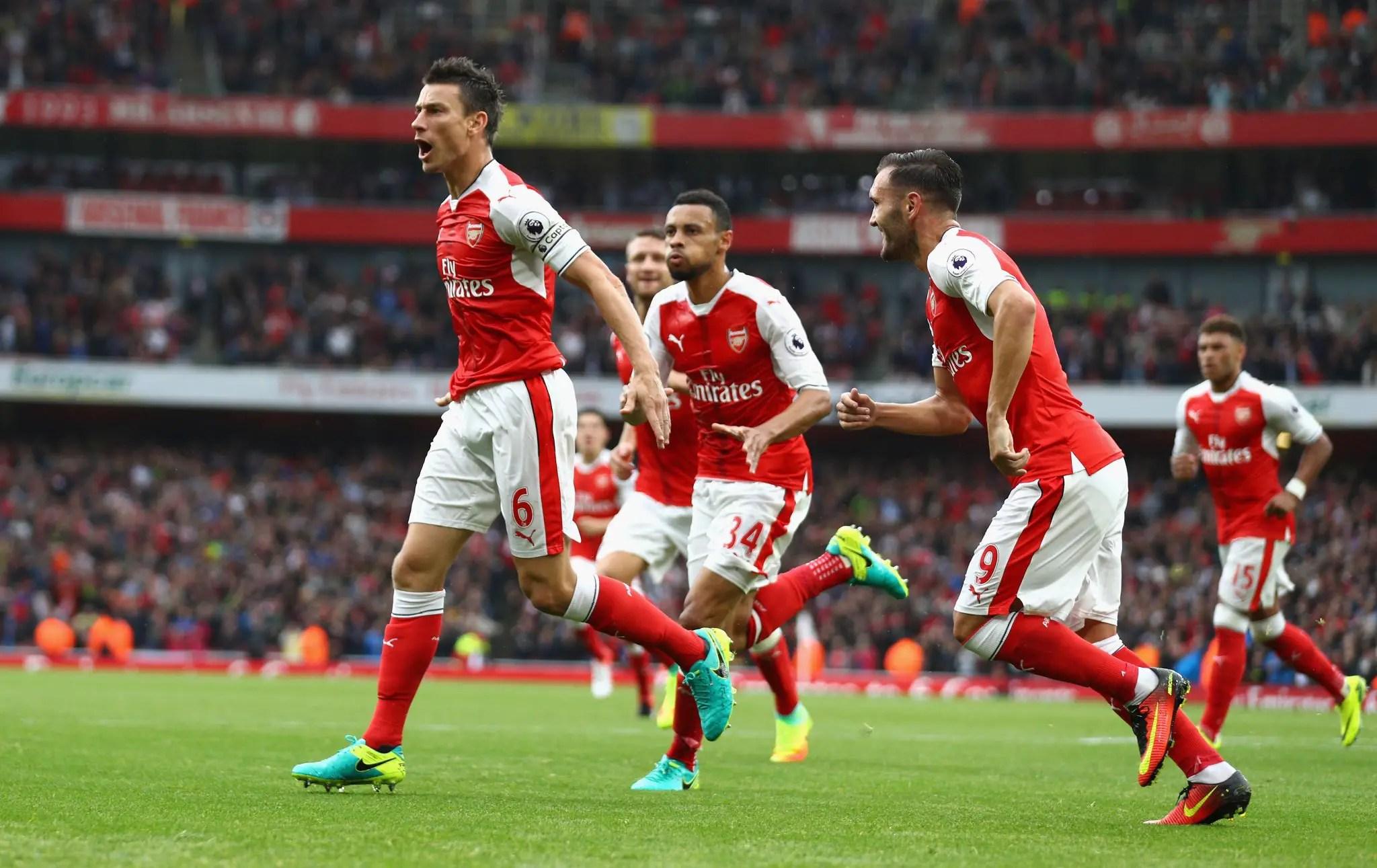 Iwobi Returns As Arsenal Snatch Late Win Vs Southampton