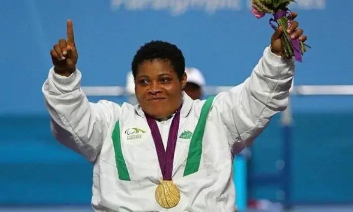 Orji Sets World Record, Wins Nigeria's Eighth Rio Paralympics Gold