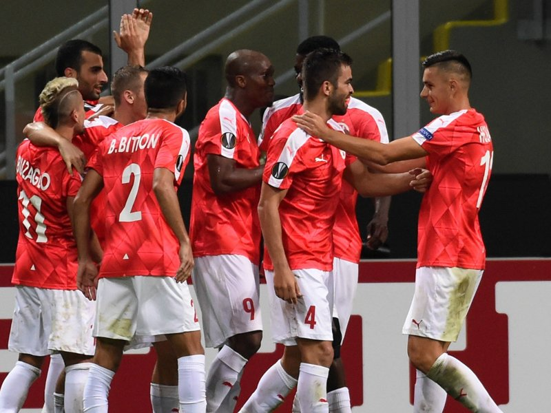 Europa: Simon Injured, Umar Scores; Ogu, Nwakaeme Star As Hapoel Shock Inter