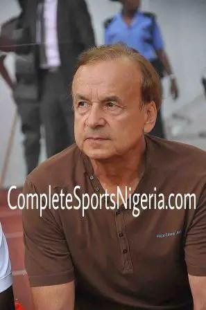 Rohr: Eagles Strikers Will Score Many Goals Despite Tanzania Struggle
