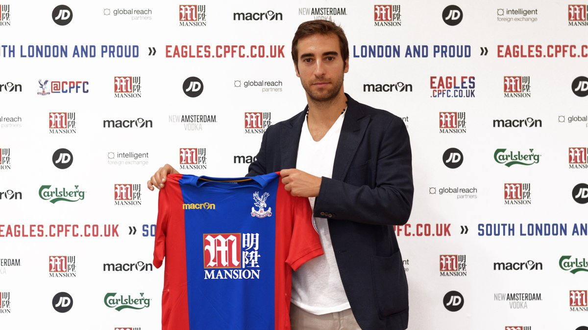 Free Agent Flamini Joins Crystal Palace